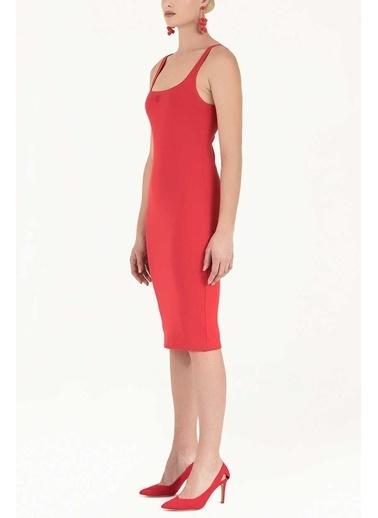 Societa Elbise Kırmızı
